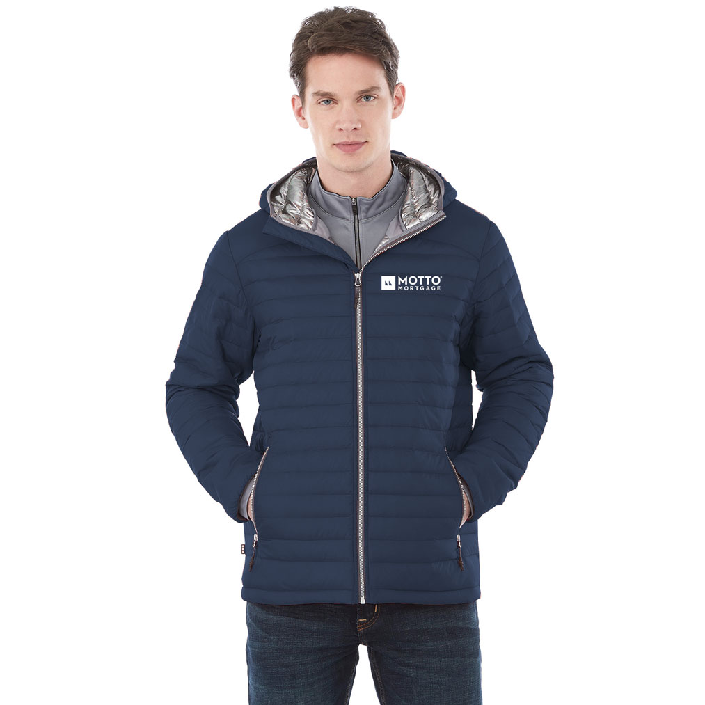 Men's Silverton Packable Insulated Jacket Pepsi