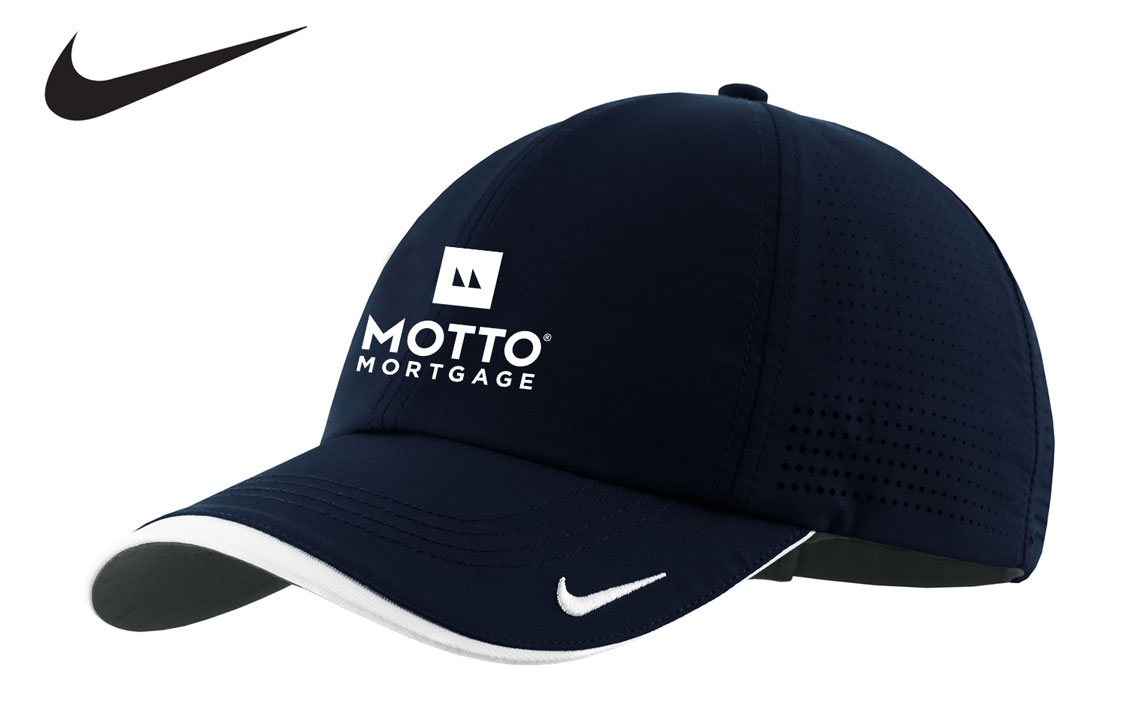 Nike Golf - Dri-FIT Swoosh Perforated Cap - MOTTO