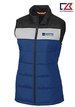 Cutter & Buck Ladies' Thaw Insulated Packable Vest